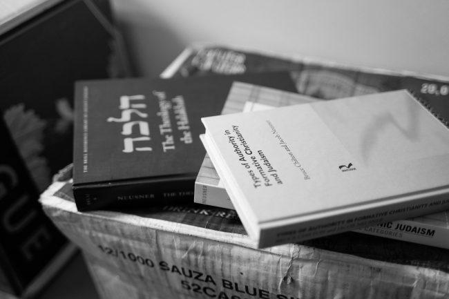 Hartfordo universiteto Žydų studijų knygų kolekcijos dovanojimas (VU Istorijos fak.)