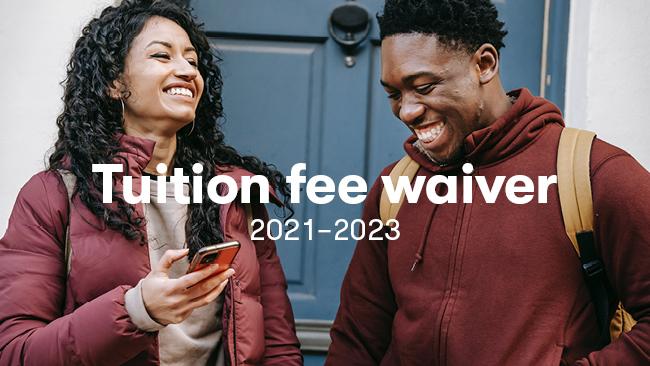 """7 magistrantūros studentų iš ne ES/EEE šalių kofinansavimas, pagal """"Tuition fee waiver"""" programą 2021–2023 m. m."""